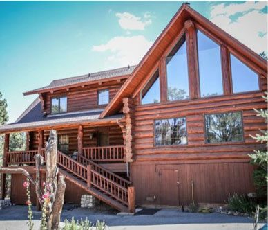 big bear lake luxury cabin rentals | big bear lakefront cabins