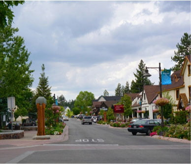 downtown big bear