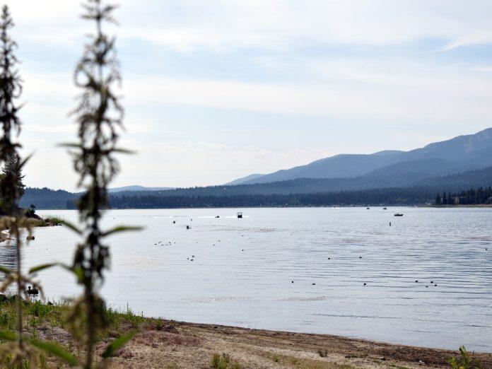 Big Bear Lake Beach