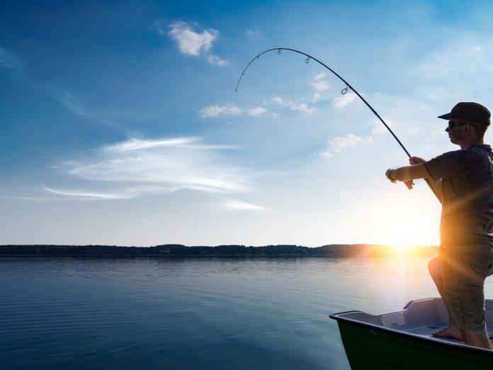 Charter Fishing at Big Bear Lake
