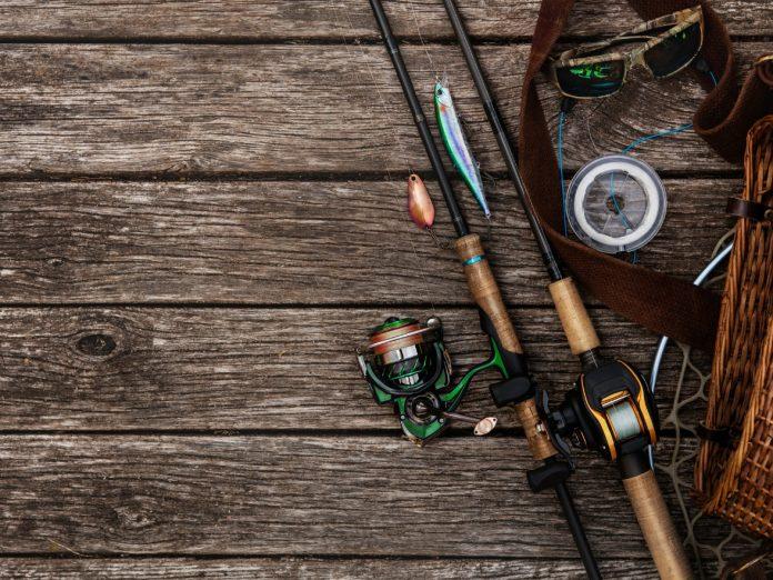 trout fishing at big bear lake