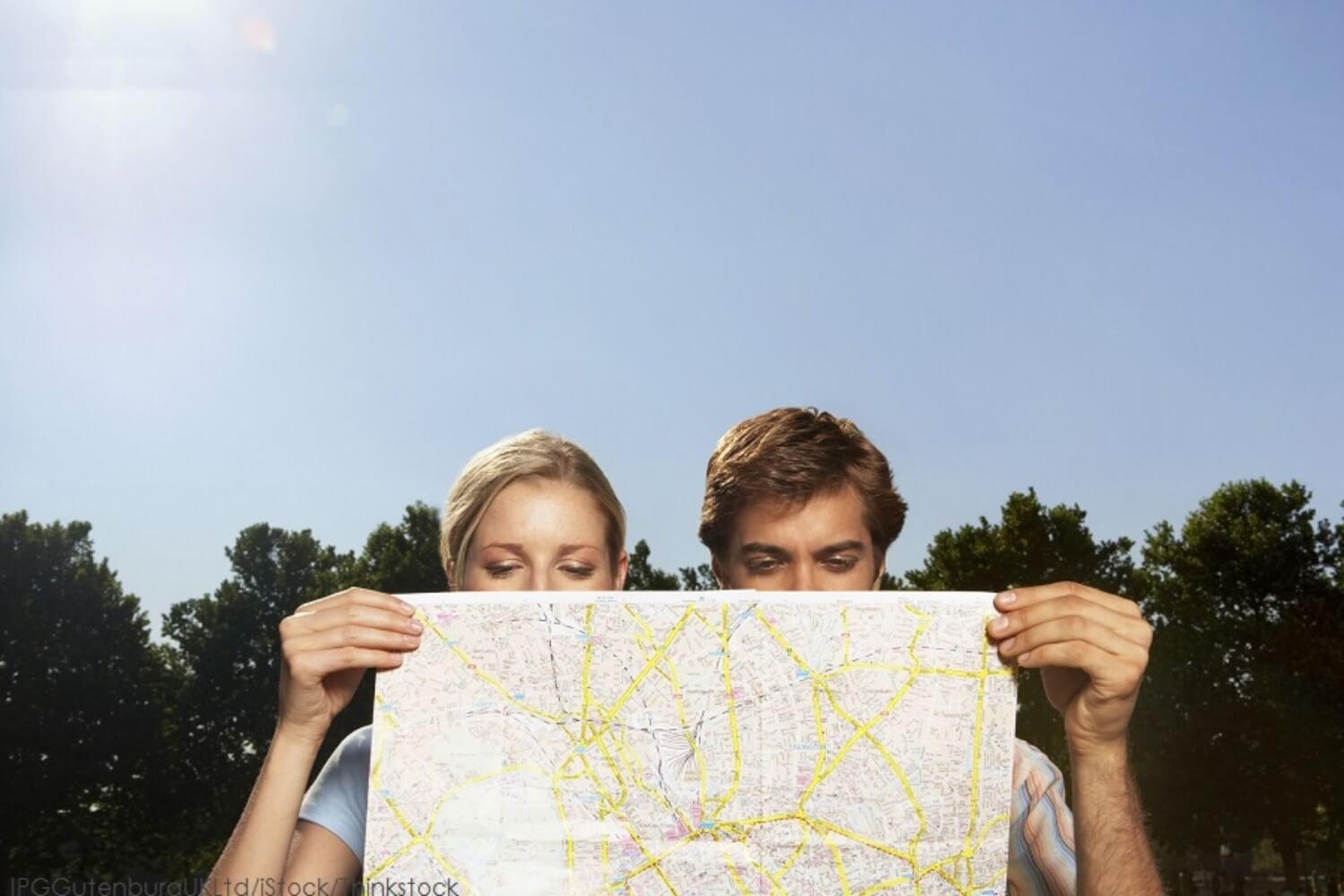 A scavenger hunt in Big Bear Lake is a good way to explore the city.